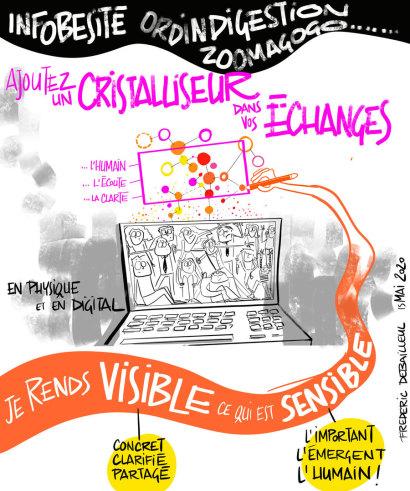 A la racine facilitation graphique en ligne